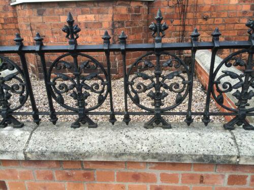Cast Iron Railings Arboretum Terrace Railings Cast Railing Fence Railing