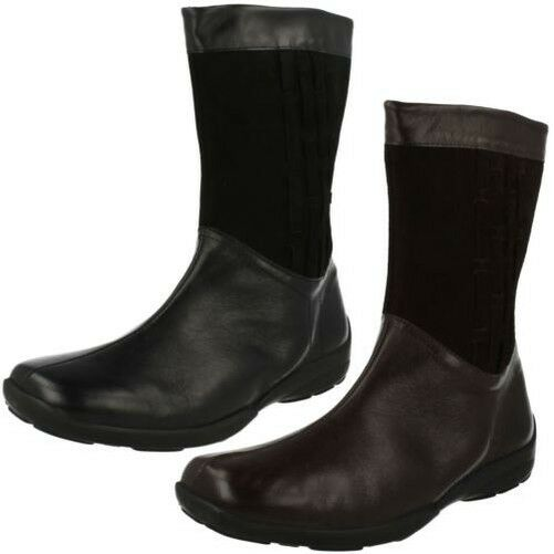 Mujer Mujer Mujer Easy B Pantorrilla botas Altas 'Canberra'  descuento