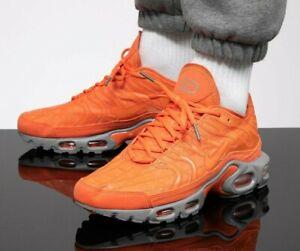 Détails sur Nike Air Max Plus Tuned TN Decon QS Electro Orange 3 12UK CD0882 800 afficher le titre d'origine