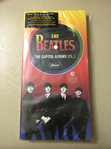 THE BEATLES - The Capitol Albums (Vol 1) 4X CD Box Set / Pop Rock / Rock & Roll