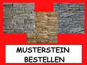 Wandverkleidung Fassadenstein Rock Folded Verblendsteine Riemchen