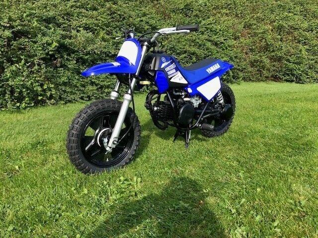 Børnecrosser, Yamaha PW50, ccm 50