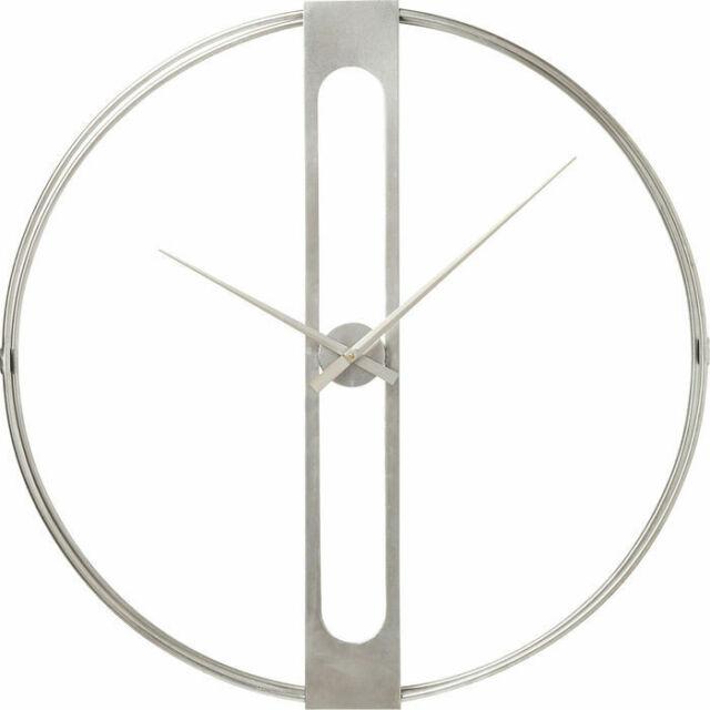 Kare Design 60974 XXL Wanduhr Uhr Clip Gold Ø 107 cm