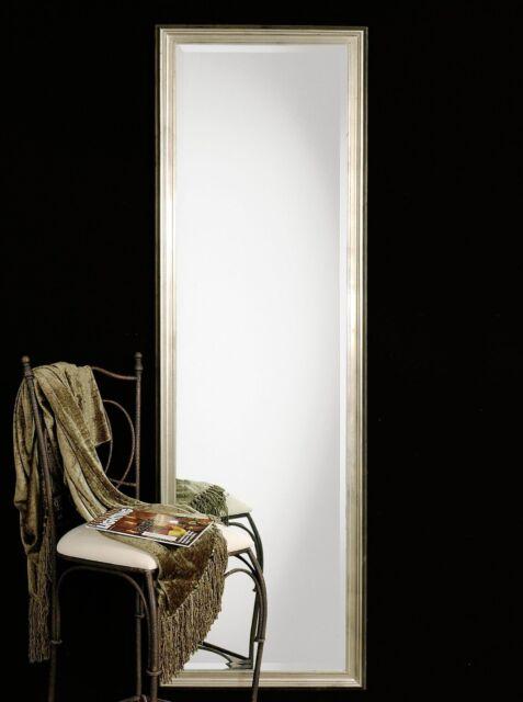 Full Length Silver Wall Floor Mirror