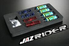 Jazrider Alloy Aluminum Oil Shock Damper Set For Tamiya TT01/TT01E/TT02/TA05