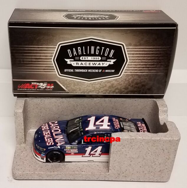 Clint Bowyer 2017 Lionel/Action #14 Carolina Ford Dealers Darlington 1/24 FREE