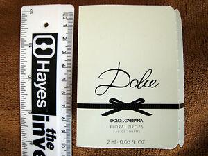 RARE-DOLCE-FLORAL-DROPS-DOLCE-amp-GABBANA-EAU-DE-TOILETTE-2ml-a01t25