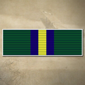NEW-ZEALAND-GSM-MEDAL-SOLOMON-ISLANDS-DECAL-STICKER-90mm-x-30mm