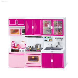 Details about Envo Toys Small Doll Play Set Pretend Mini Kitchen Stove  Playset for Kids Girls