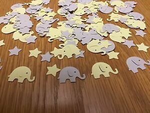 150-Grey-And-Yellow-Elephant-And-Stars-Baby-Shower-Christening-Table-Confetti