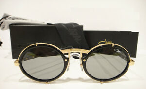 3c9239a7b6d Image is loading Cazal-644-Sunglasses-Legend-Color-001-Black-Gold-