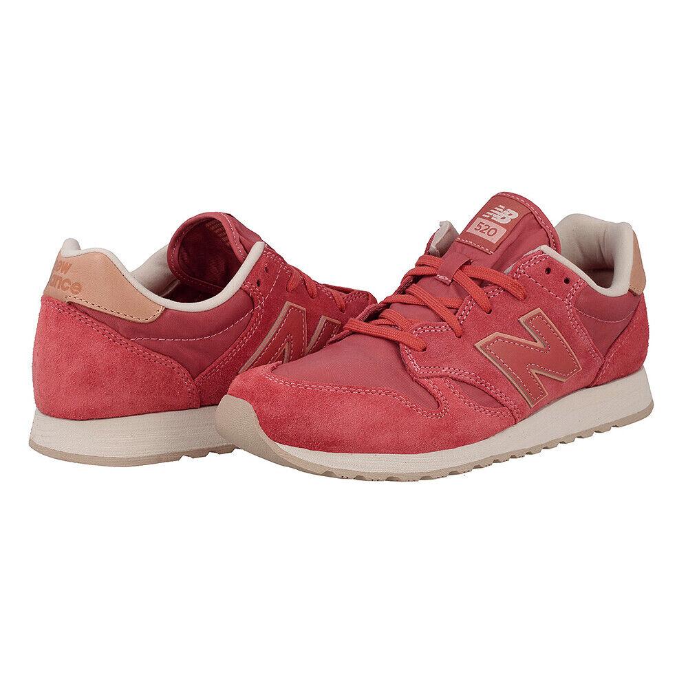New Balance Classiques Tradtiionnels Wl520bc [ Gr. 39 40,5] Baskets Neuf & Ovp
