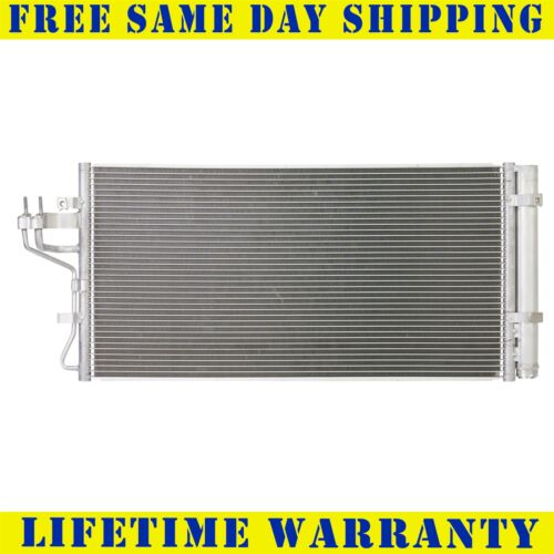 A//C Condenser For 2013-2014 Hyundai Genesis Coupe 2.0L Fast Free Shipping