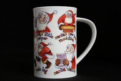 Coffee Christmas Puns.Christmas Puns Cherry Denmen Dunoon Mug Rare Ebay
