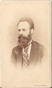 Carl-Kroh-CDV-photo-Herrenportrait-Wien-um-1870