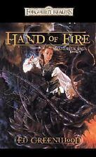 Hand of Fire(Forgotten Realms: Shandril's Saga)