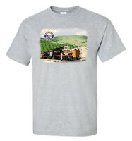 Geeps On The Fillmore Local Authentic Railroad T-shirt [83]
