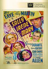 Sally Irene & Mary - Region Free DVD - Sealed
