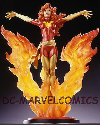 BOWEN Designs JEAN GREY:The PHOENIX Full Size STATUE  MARVEL X-MEN Sideshow