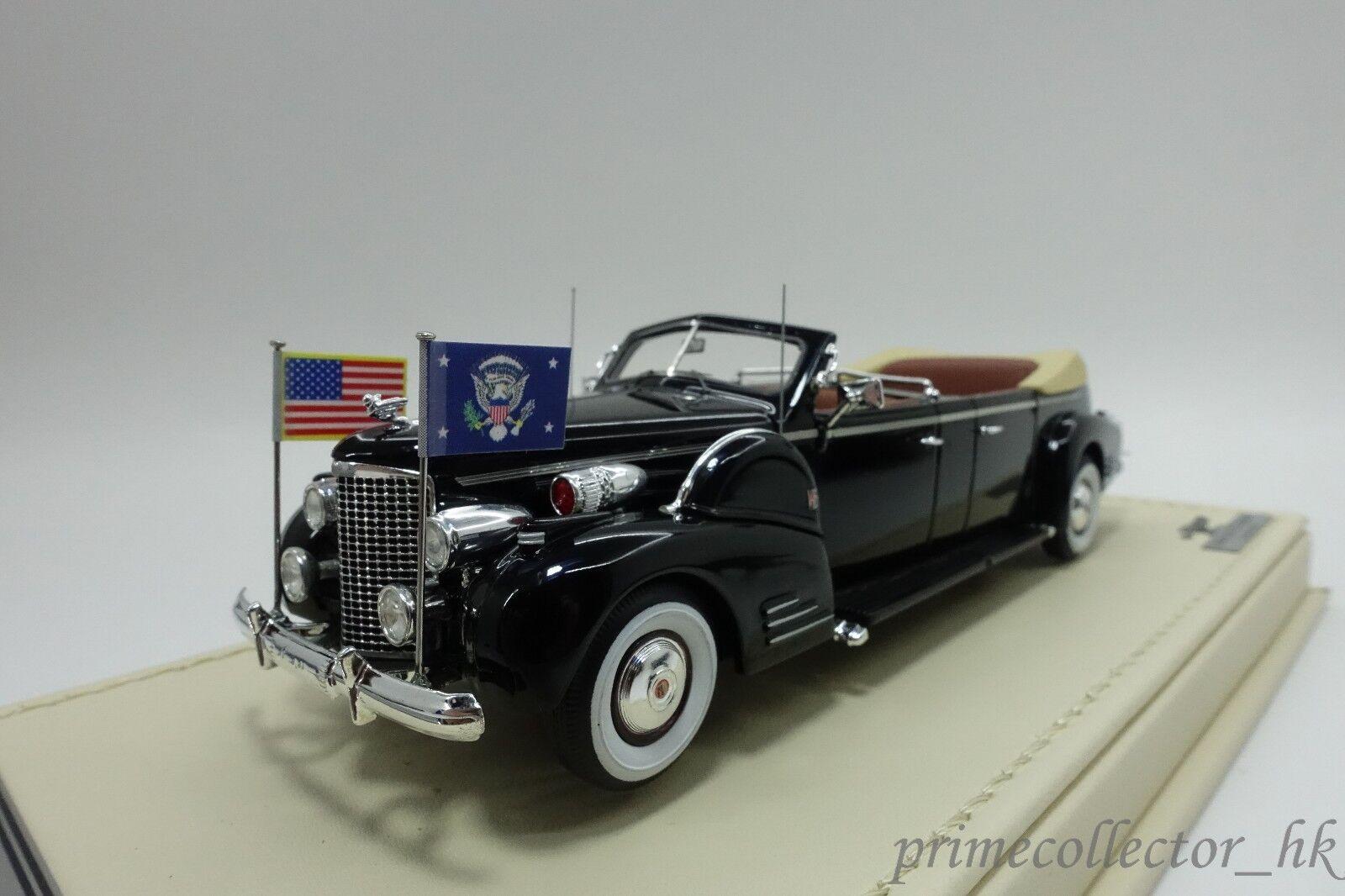 TSM Model Cadillac Series 90 V16 Presidential Limousine 1 43 TSMCE154303
