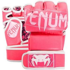 Venum Invincible 2.0 Mma Basiques Fight Martial Arts Partenaire D'entraînement Pink Ladies Womens-afficher Le Titre D'origine 100% D'Origine