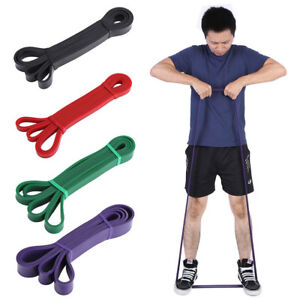 Heavy-Duty-Exercise-Resistance-Latex-Loop-Bands-Fitness-Home-Yoga-Gym-Pull-Up