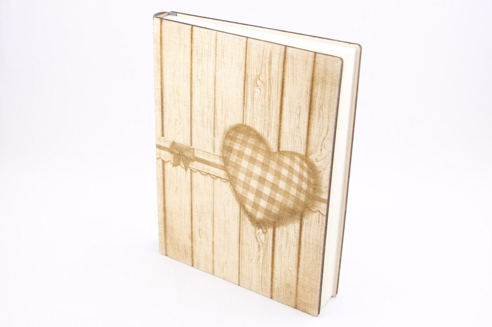 Holz Fotoalbum, Herz Fotoalbum, Hochzeit Buch, Holz Herz Herz Herz Fotoalbum e4fe89