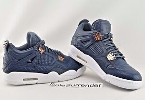 926b5c33e64503 Air Jordan 4 Retro Premium -CHOOSE SIZE- 819139-402 Navy Obsidian ...