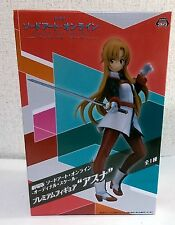 Sega Sword Art Online the Movie Ordinal Scale Asuna Premium Figure Japan