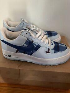 Nike Air Force 1 Premium Chambray Blue