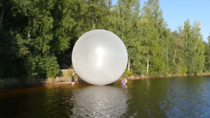 19 foot Weather Balloon   Free Shipping