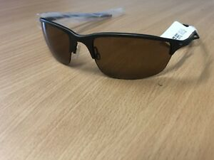 Oakley-Halfwire-2-0-Carbon-Frame-with-Bronze-Polarised-Lens-NOS