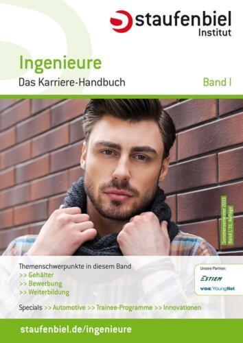 1 von 1 - Birgit Giesen - Staufenbiel Karriere-Handbuch Ingenieure Sommersemester 2015 //3