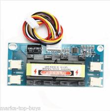 4 Lamp Backlight Universal Laptop LCD CCFL Inverter Module 10-30V For 15-26 Inch