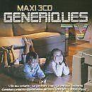 Maxi Génériques TV (3 CD)