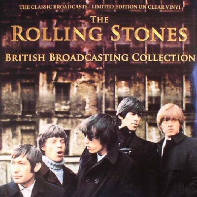 Rolling Stones British Rundfunk Collection Neu