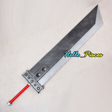 Exclusive Made Final Fantasy VII FF7 Zack·Fair/ Cloud Strife Weapon Cosplay Prop