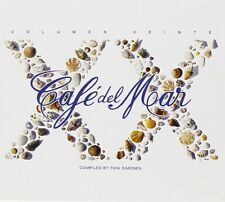 Cafe del Mar 20    2CDs 2014 Nightmares on Wax Gelka