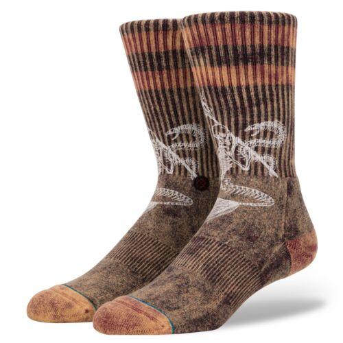 New Men/'s Stance Classic Crew Socks Tritton 9-12 - Size Large