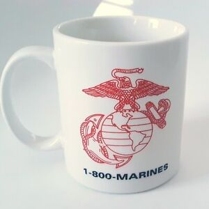 US Marine Corps Honor and Support of Our Troops Coffee Mug Tea Cup Novelty Gift