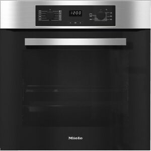 Miele-H2265B-Active-Multifunction-Built-in-Single-Oven-Clean-Steel