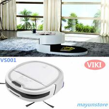 VS001 Intelligent Floor Mopping Robot Vacuum Cleaner Automatic Sweeper Silver VP