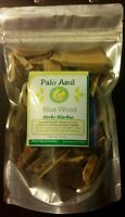 Mexican Herbs Palo Azul 8oz.blue Wood Hierbas Mexicanas