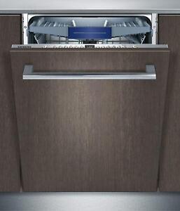 Siemens SX736X03ME A++ Vollintegrierbarer Geschirrspüler, 60 cm breit