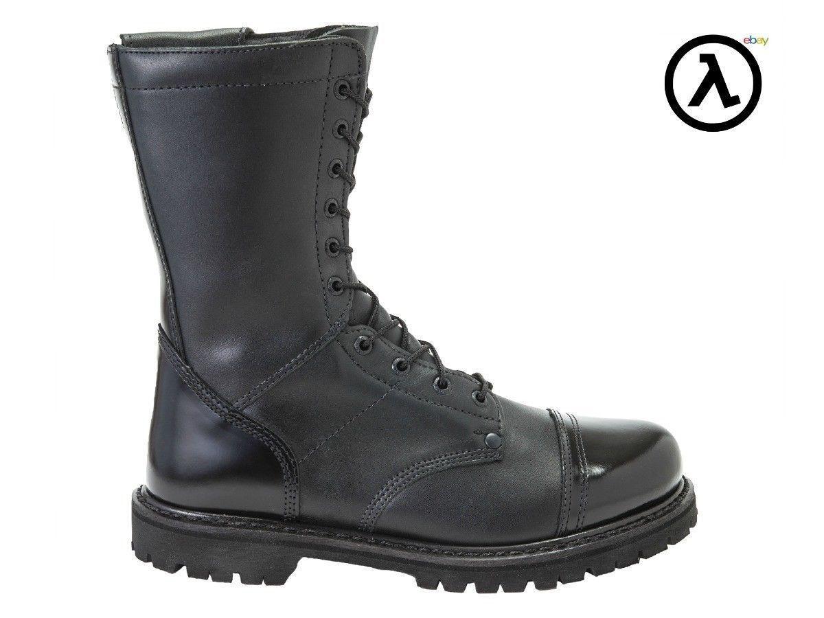Rocky Cremallera Lateral botas De Salto 2090  todos Los Tamaños-Nuevo