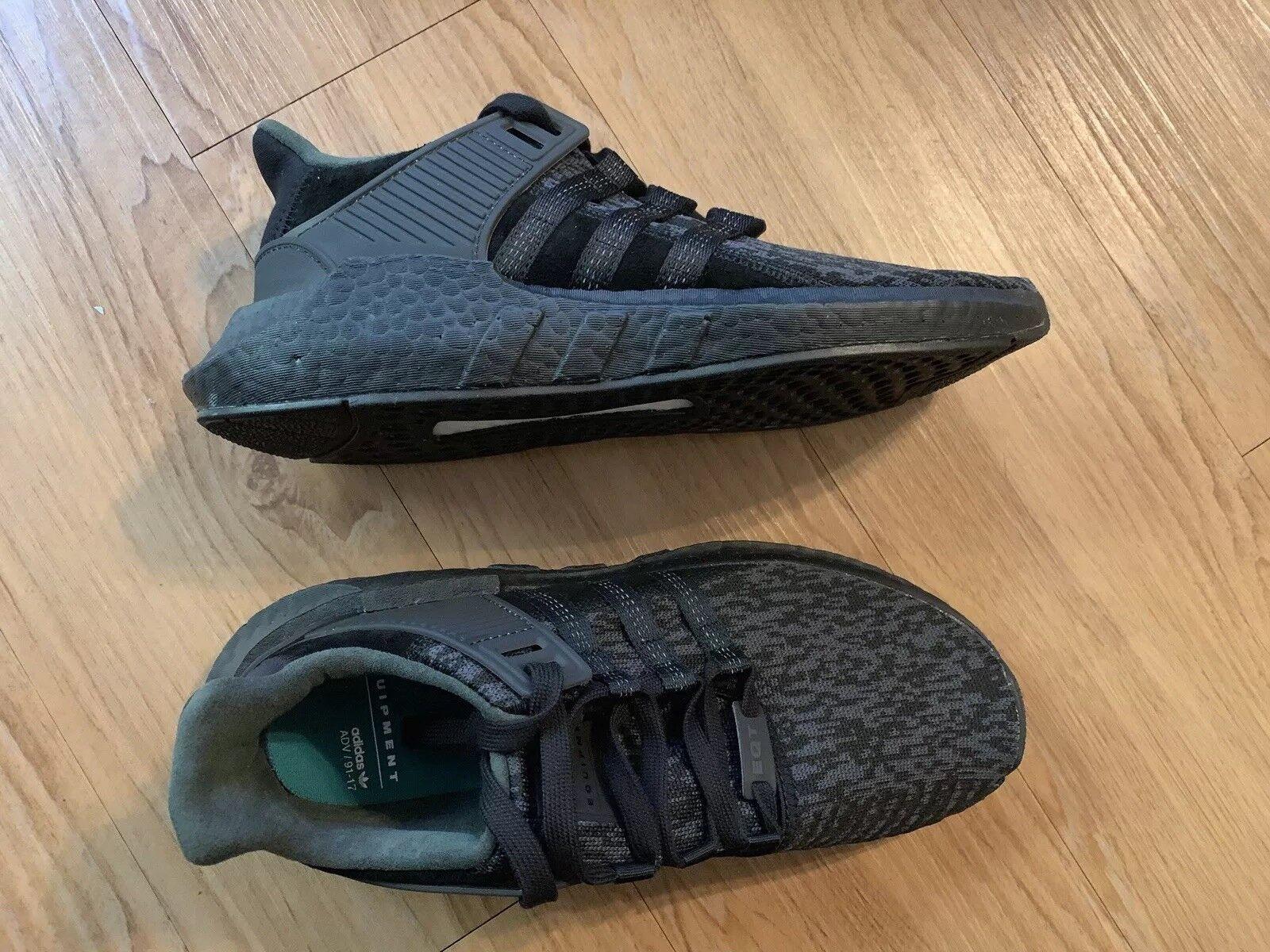 Adidas originals eqt unterstützung - 93 / 17 auftrieb - unterstützung schwarz by9512 größe 9. 15d50c