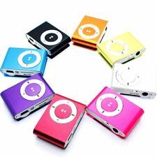 LETTORE MP3 IPOD NANO STYLE IDEA REGALO CUFFIE MEMORIA FINO A,4,8,16,32GB