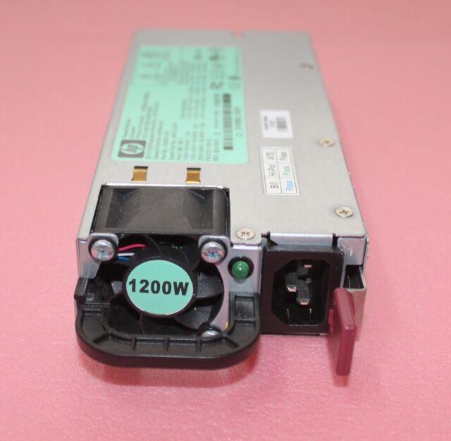 HP 1200W Power Supply P/N: 490594-001 438203-001 498152-001 HSTNS-PL11