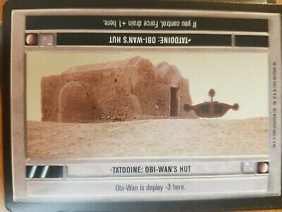 Star Wars CCG BB A New Hope We Have A Prisoner NrMint-MINT SWCCG