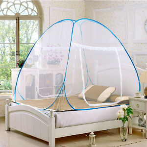 Image is loading New-Baby-Kid-Infant-Nursery-Bed-Crib-Canopy- & New Baby Kid Infant Nursery Bed Crib Canopy Mosquito Net Netting ...
